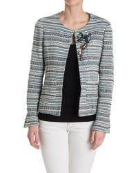 Shirtaporter - Single Breasted Jacket - Lyst