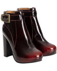 Jeffrey Campbell - Patent Leather Boots - Lyst