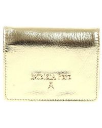 Patrizia Pepe - Golden Cards Holder - Lyst