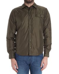 Aspesi - Green Thermore Marvin Jacket - Lyst
