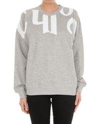 Chloé - Printed Sweatshirt - Lyst
