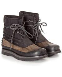 Car Shoe - Lace-up Boots - Lyst