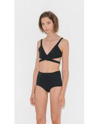 Shaina Mote - Sargasso Bikini Top - Lyst