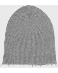 Helmut Lang - Fray Edge Hat - Lyst