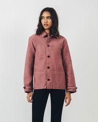 Caron Callahan - Pink Krasner Jacket - Lyst