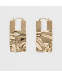 Beaufille - Ripple Sheet Earrings - Lyst