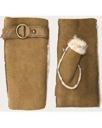 Frye - Fingerless Harness Glove - Lyst