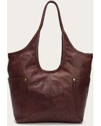 Frye - Campus Rivet Shoulder - Lyst