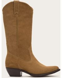 Frye - Sacha Tall Western Boot - Lyst