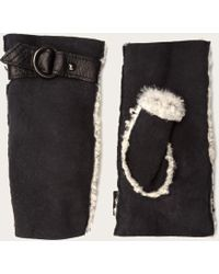 Frye | Fingerless Harness Glove | Lyst
