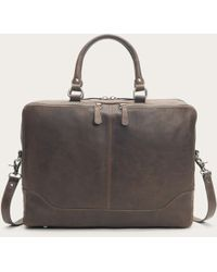 Frye - Logan Work Bag - Lyst