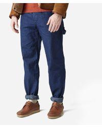 Engineered Garments - Logger Pant - 11oz Cone Denim - Lyst