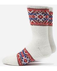 Anonymous Ism | Estonian Jacquard Socks | Lyst