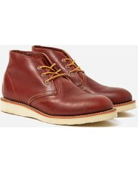 Red Wing - 3139 Chukka Boot - Lyst