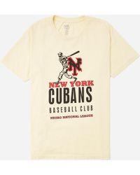 Ebbets Field Flannels - New York Cubans 1948 T-shirt - Lyst