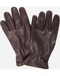 Red Wing - Buckskin Leather Gloves - Lyst