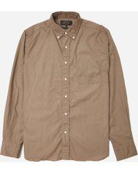 Beams Plus - Colour Broad Shirt - Lyst
