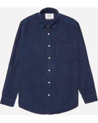 Portuguese Flannel - Teca Shirt - Lyst