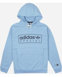 df8e67962727 Lyst - adidas Originals Knitted Tracksuit in Blue for Men