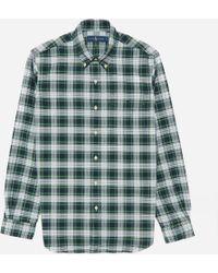 Polo Ralph Lauren   Oxford Check Shirt   Lyst