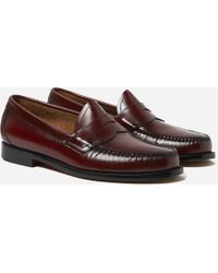 G.H. Bass & Co. - Weejun Logan Penny Loafer - Lyst