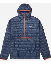Patagonia - Nano Puff Bivy Pullover Jacket - Lyst