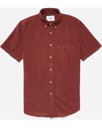 Portuguese Flannel - Lobo Shirt - Lyst