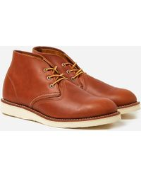 Red Wing - Chukka Boot - Lyst