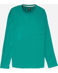 Edwin - Terry Crew Sweatshirt - Lyst