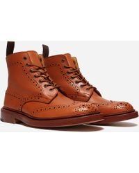 Tricker's | Stow C Shade Boot | Lyst