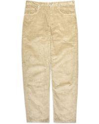 A Kind Of Guise - Odon Wide Jeans Camel - Lyst