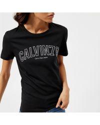 Calvin Klein - Tanya T-shirt - Lyst