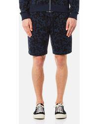 Michael Kors - Men's Subtle Camo Shorts - Lyst