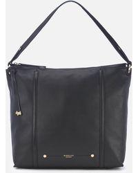 Radley - Kew Palace Large Hobo Zip Top Bag - Lyst