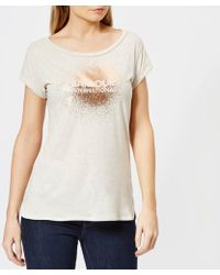 Barbour - Turbo T-shirt - Lyst