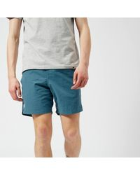Pretty Green - Logo Swim Shorts - Lyst