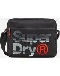 Superdry - Expander Lineman Messenger Bag - Lyst