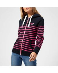 Superdry - Sun & Sea Zip Hoody - Lyst