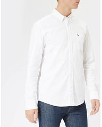 Jack Wills - Wadsworth Classic Fit Oxford Shirt - Lyst