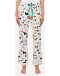 Joules - Snooze Woven Pyjama Bottoms - Lyst