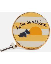 Radley - Hello Sunshine Small Round Purse - Lyst