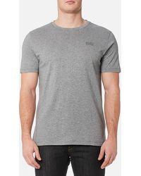 HUGO - Dero T-shirt - Lyst