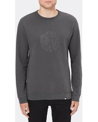 Pretty Green - Havelock Applique Sweatshirt - Lyst