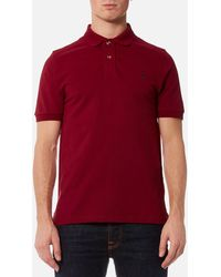 Joules - Classic Fit Polo Shirt - Lyst