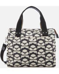 Orla Kiely - Zip Messenger Bag - Lyst