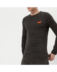 Superdry - Orange Label Vintage Long Sleeve T-shirt - Lyst