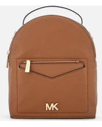 MICHAEL Michael Kors - Jessa Small Convertible Backpack - Lyst