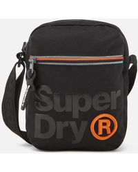 Superdry - Lineman Super Sidebag - Lyst