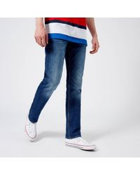 Tommy Hilfiger - Core Denton Straight Jeans - Lyst