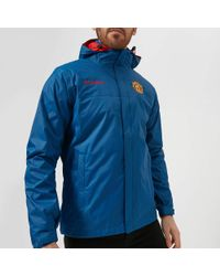 Columbia - Manchester United Watertight 2 Jacket - Lyst